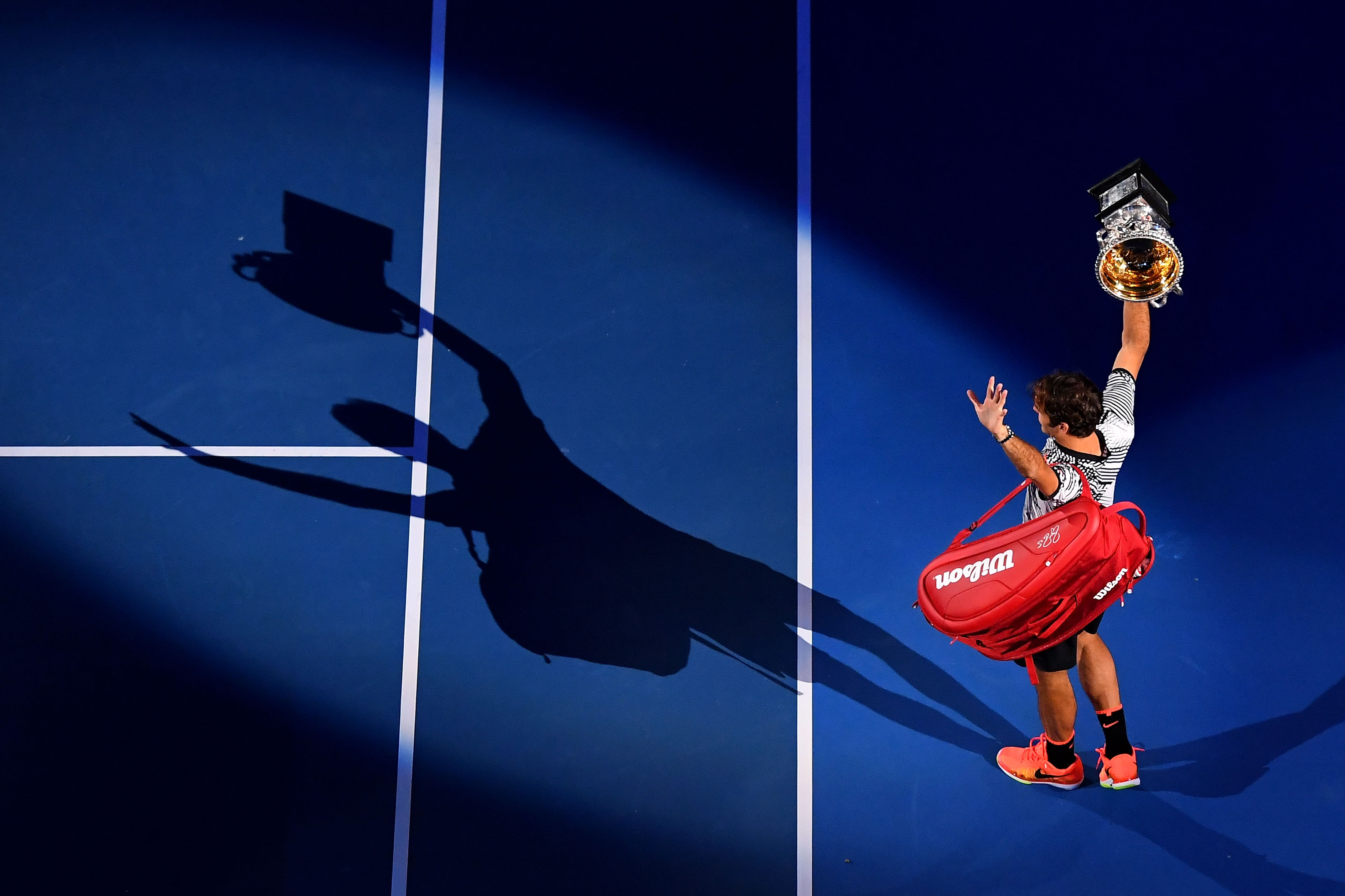 Roger Federer, le plus beau des combats