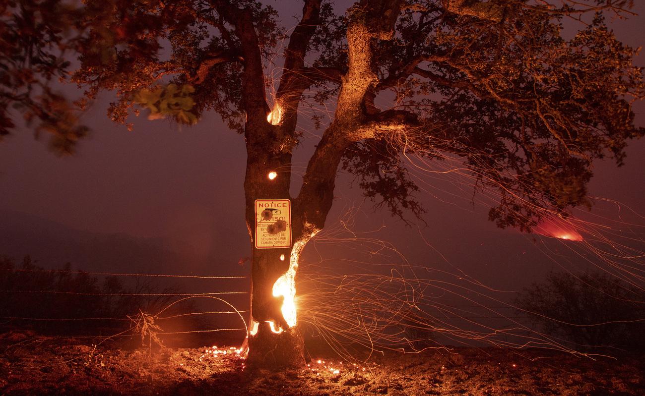 Les incendies rongent la californie le temps - Finley le camion de pompier ...