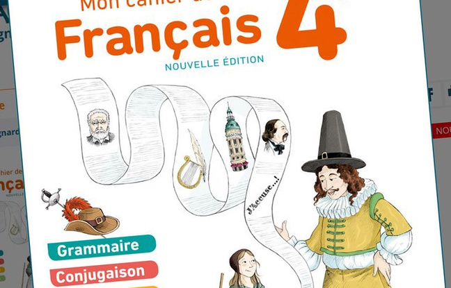 Quand Un Manuel Scolaire Martyrise La Langue Francaise Le Temps