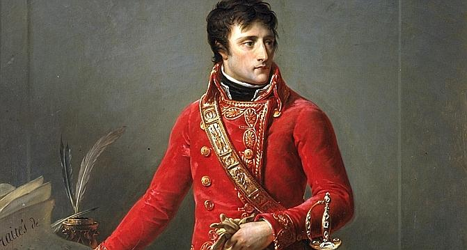 an analysis of the upstart genius by napoleon bonaparte
