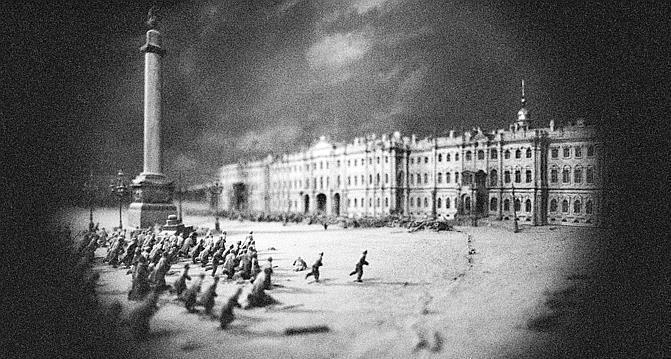 Palais d'hiver - Le Temps