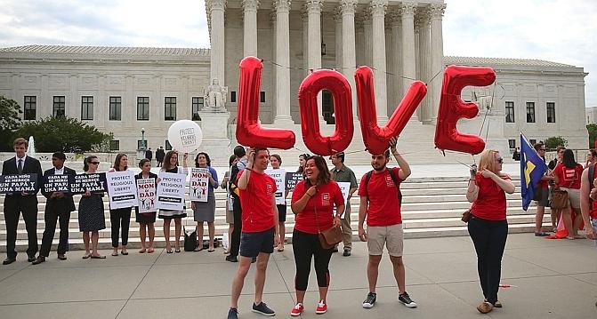 Mariage homosexuel sénat d'état de New York