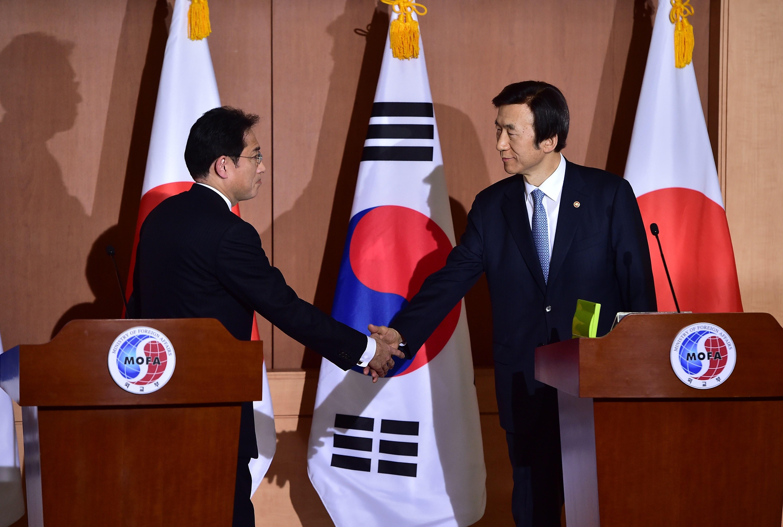 Revue de Presse : Le Japon et le Corée du sud signent un accord historique à propos des «femmes de réconfort»