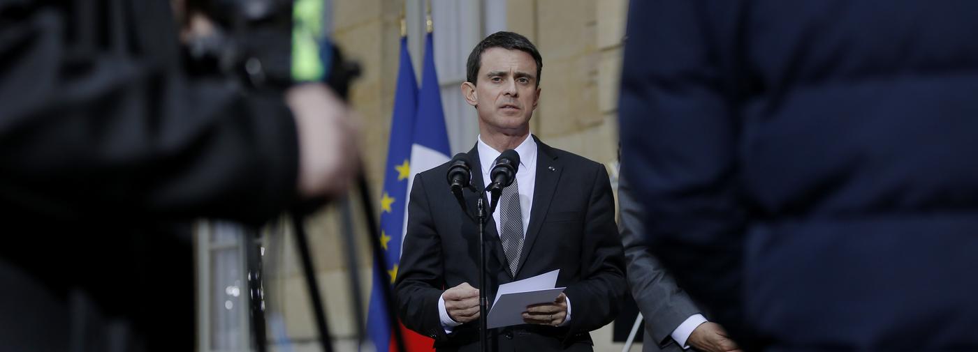 Manuel valls premier ministre fran ais dans l 39 impasse for Ministre francais