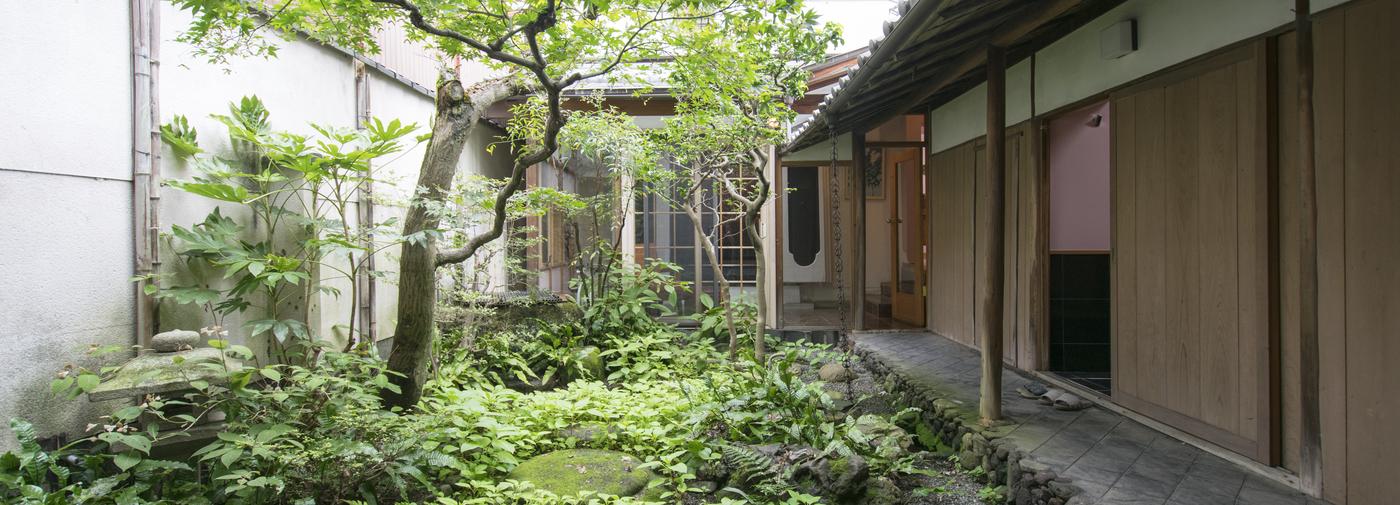 A kyoto vieille maison cherche occupation le temps for Jardin maison de campagne