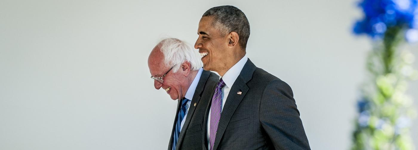 Barack obama soutient hillary clinton dans la course la for Au coeur de la maison blanche barack obama