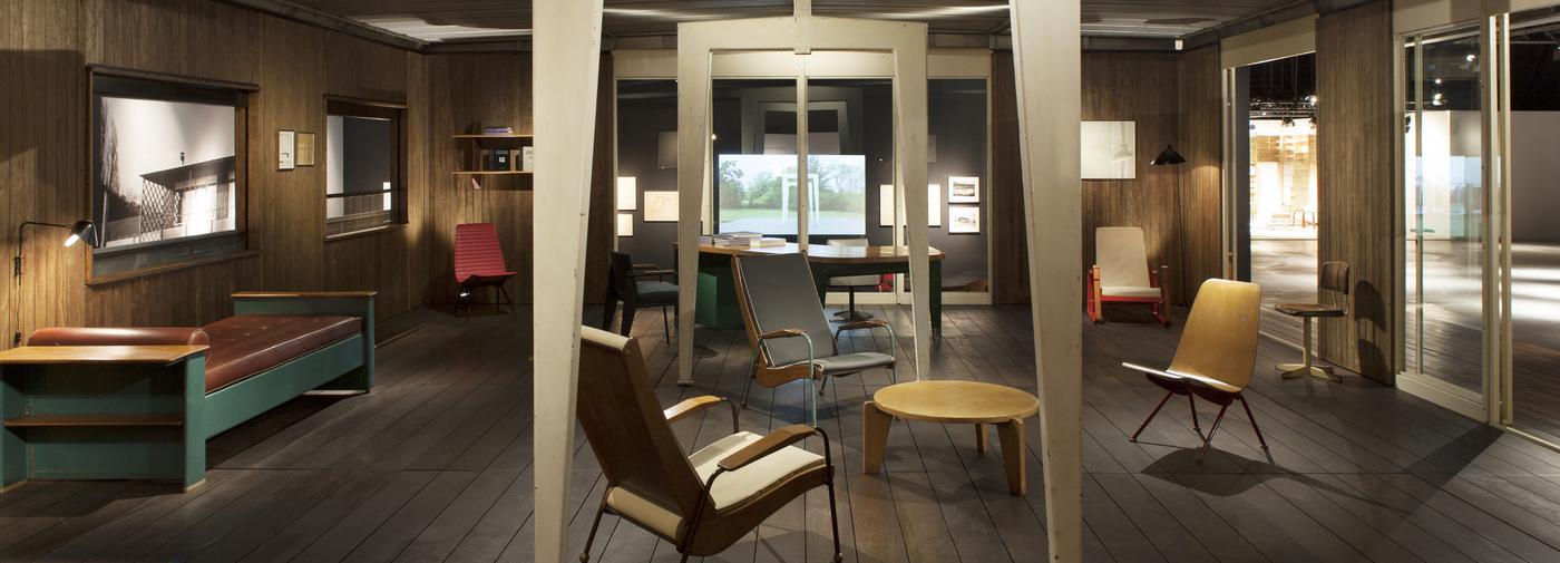 L architecture prend ses aises au salon du design le temps for Le salon du design