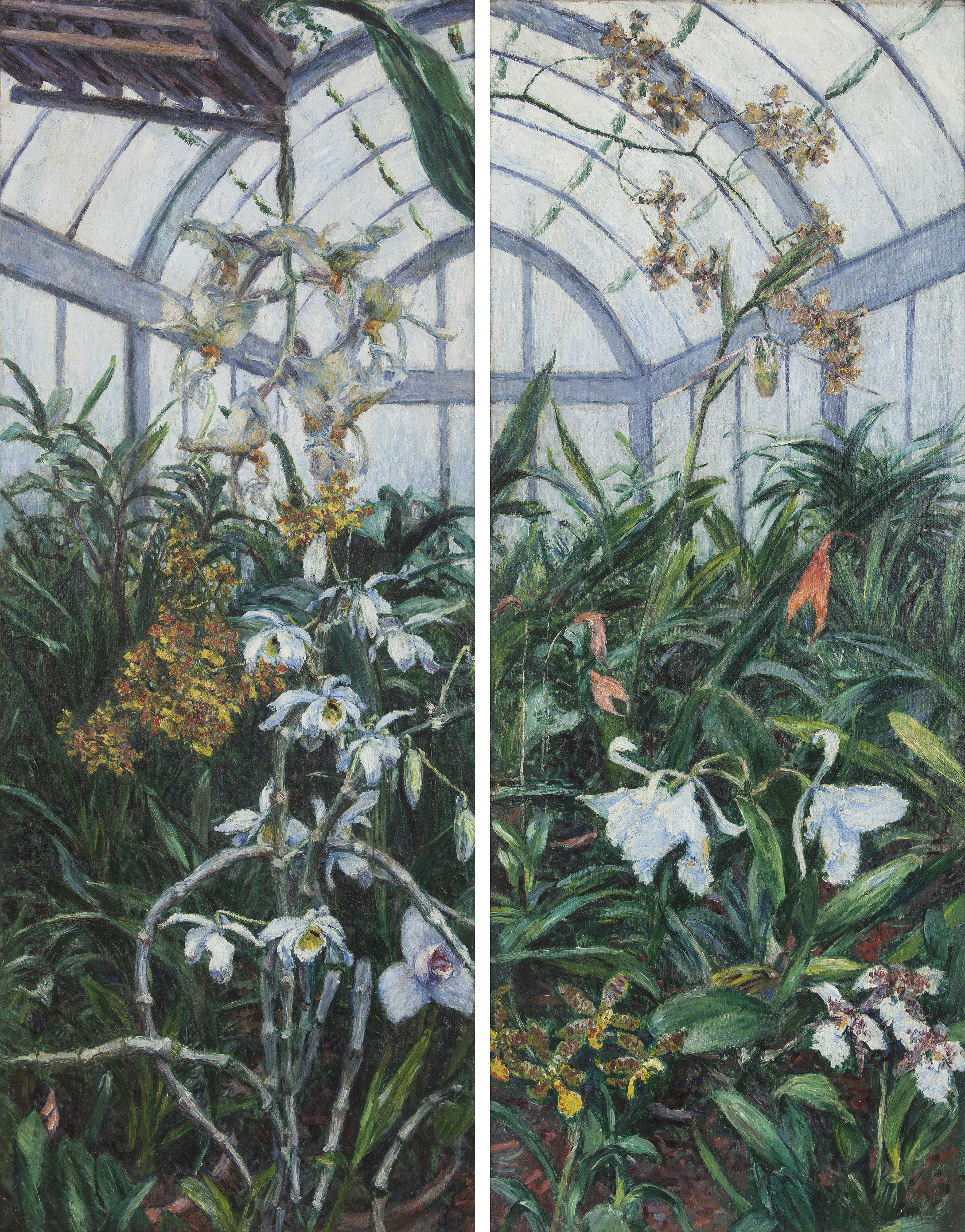 Quand Claude Monet et Gustave Caillebotte jardinaient ensemble ...