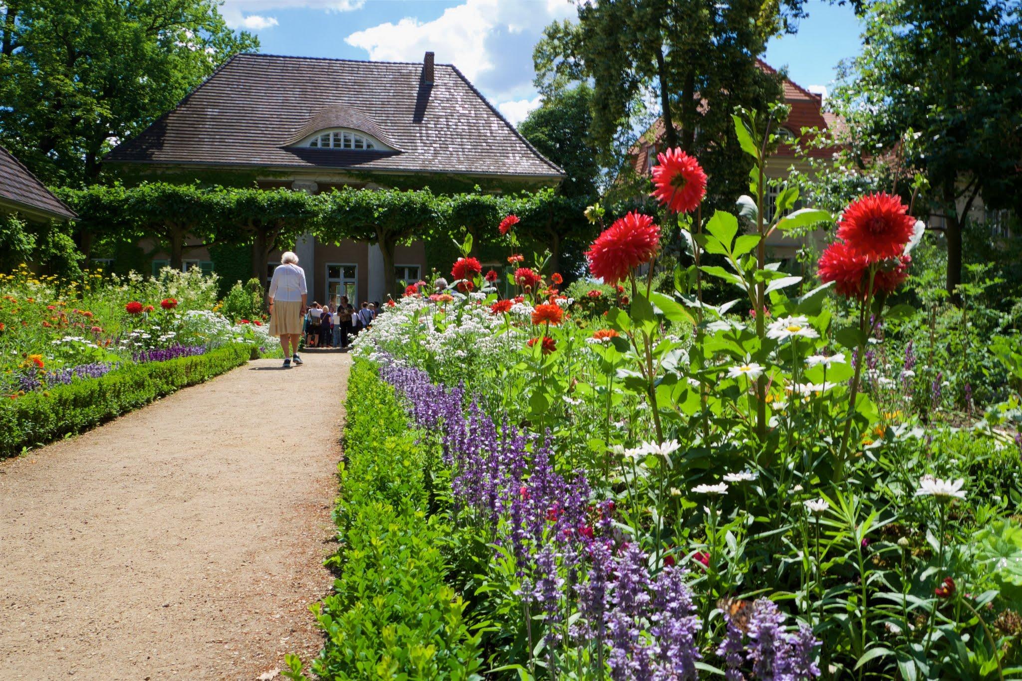 Le jardin de max liebermann berlin un art nouveau le for Le jardin zoologique de berlin