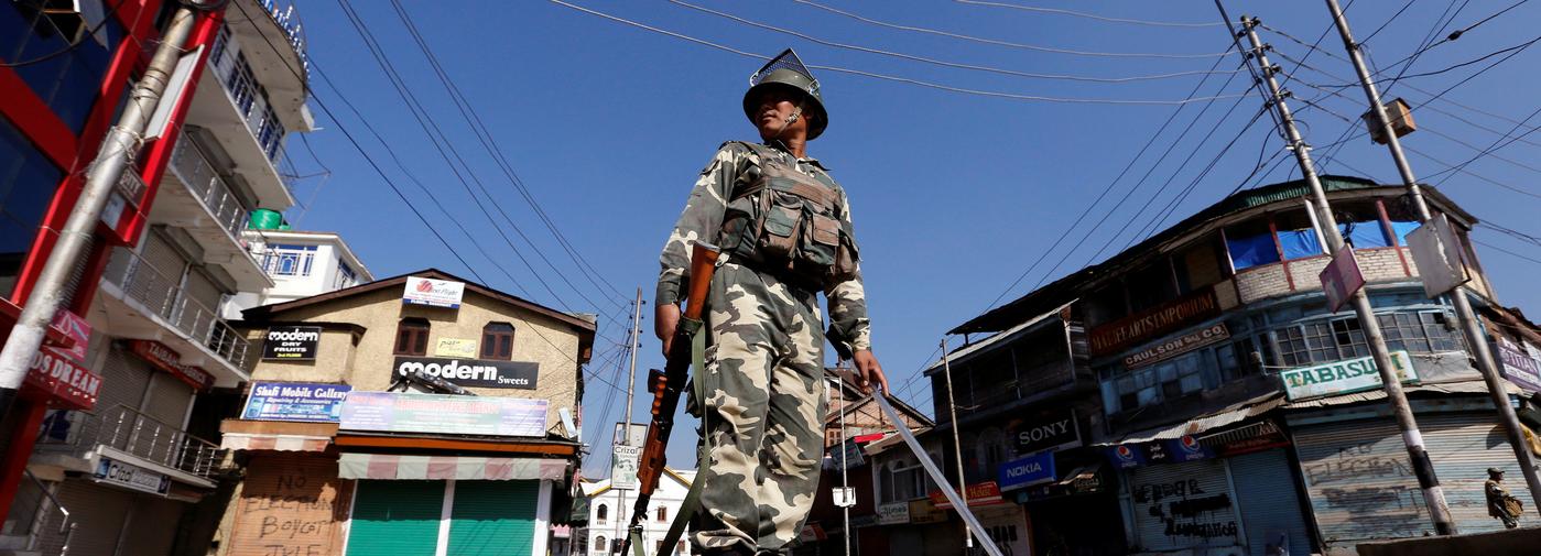 Attaquée au Cachemire, l'Inde peine à trouver une réponse appropriée - Le Temps