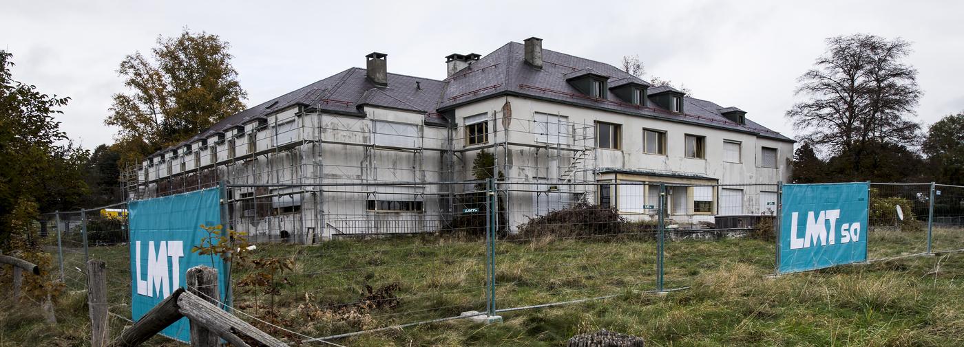 Le «bunker» de Georges Simenon à Epalinges sera démoli ce lundi ...