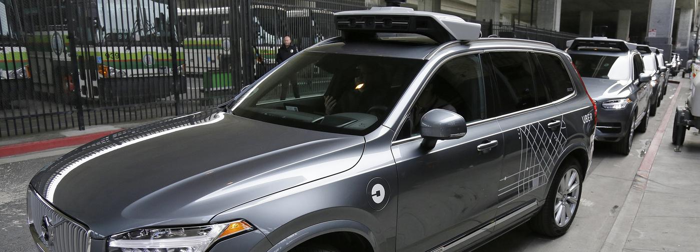 voitures sans conducteurs uber ne veut pas tre pris de vitesse le temps. Black Bedroom Furniture Sets. Home Design Ideas