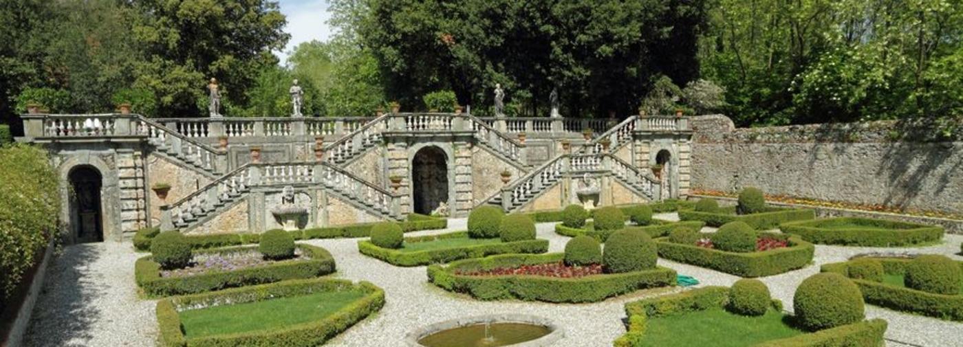 Drame dans un jardin italien le temps for Jardin italien