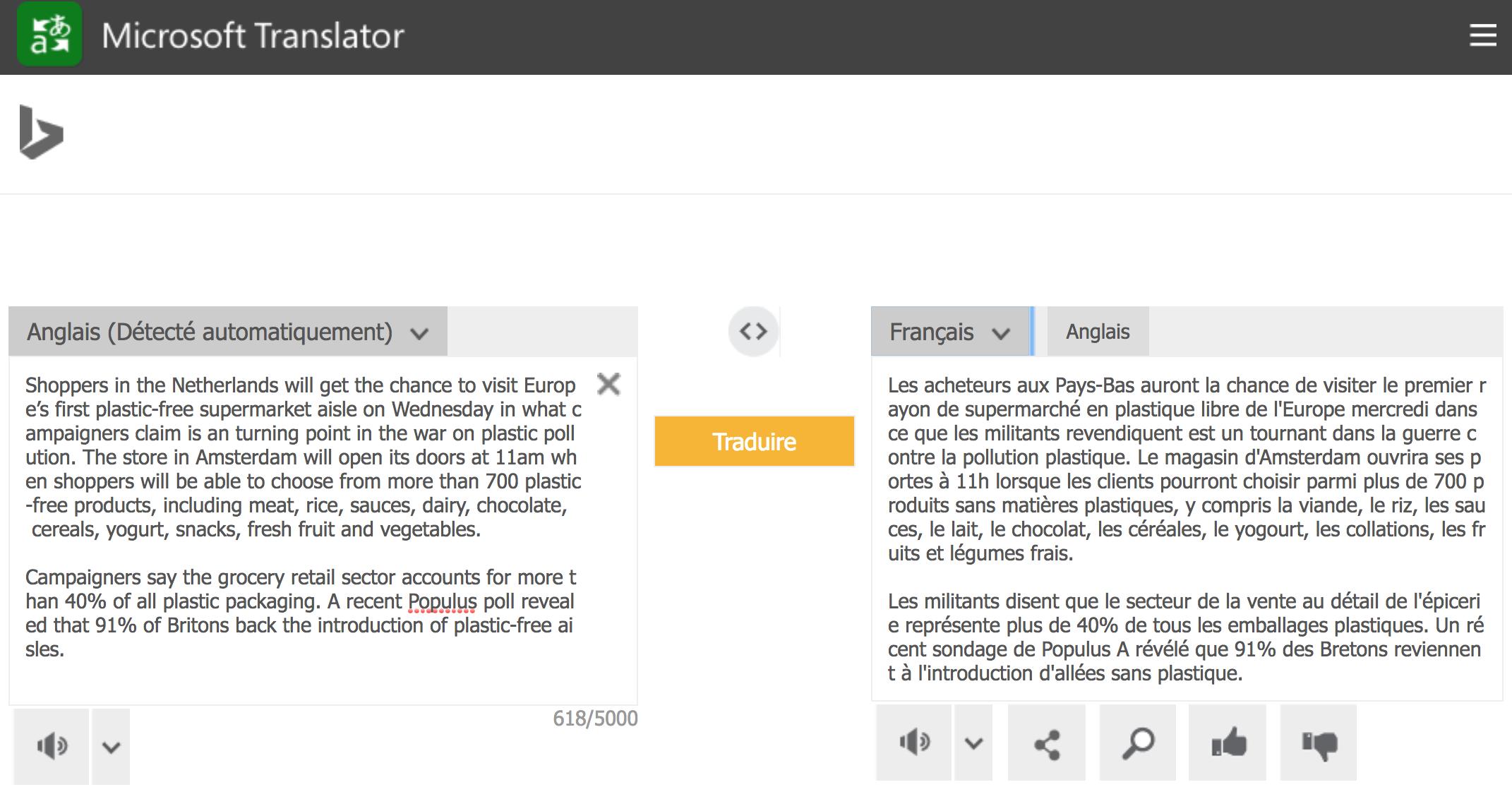 DeepL, le meilleur traducteur automatique? - Le Temps