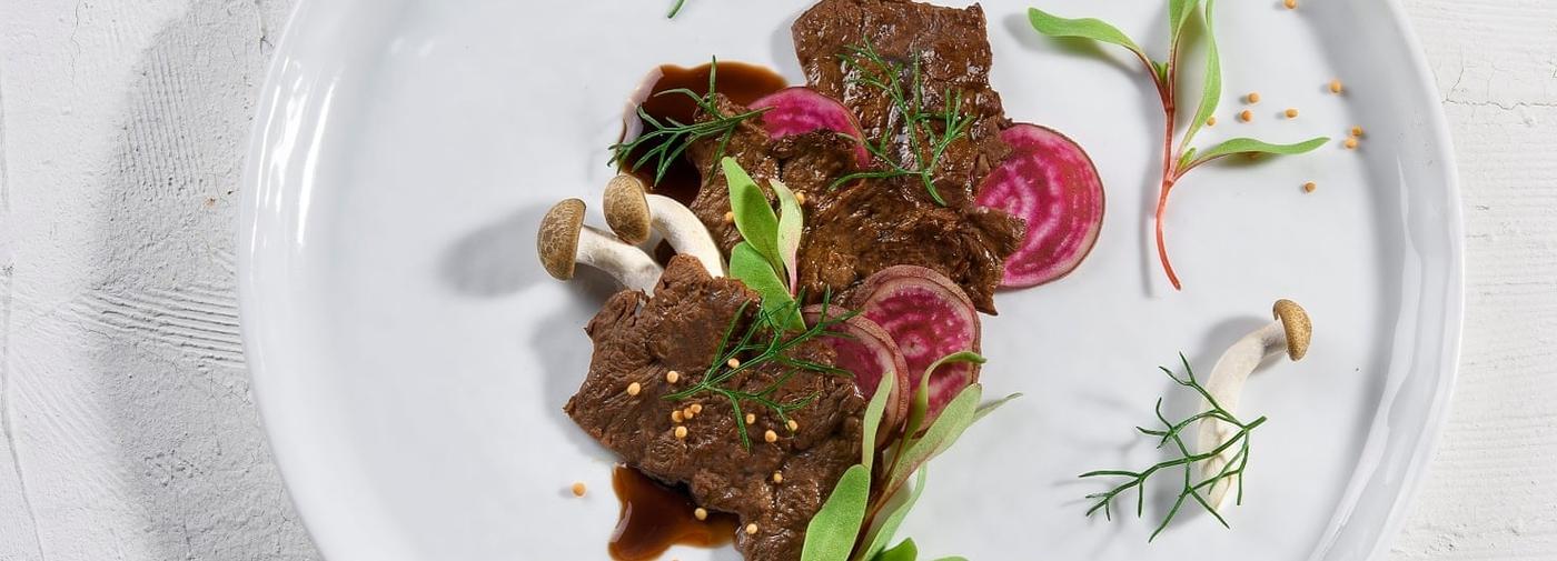Mise Au Point Du Premier Vrai Faux Steak In Vitro Le Temps
