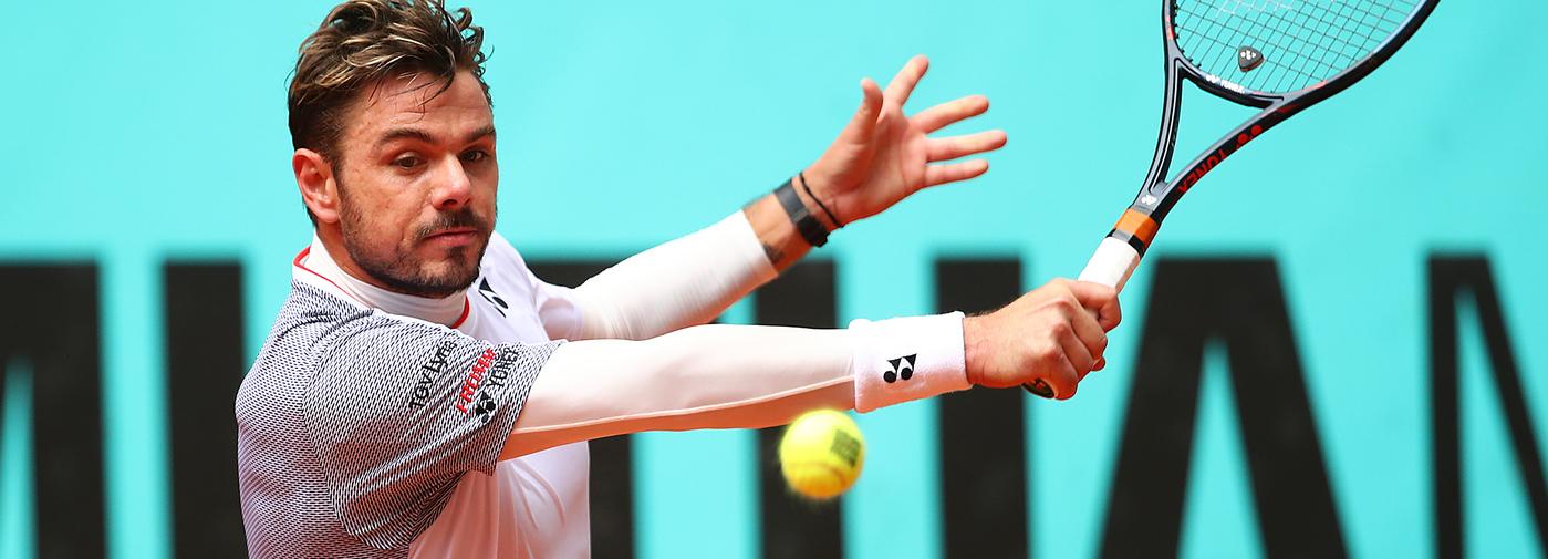 TENNIS. Roland-Garros : une finale Nadal-Wawrinka