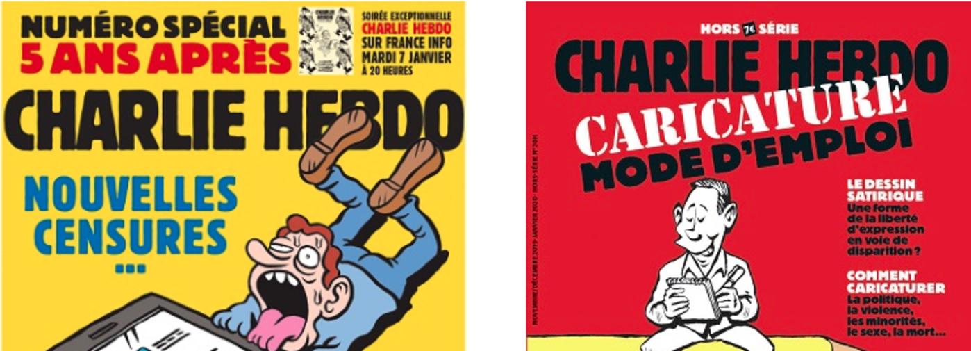 Charlie Hebdo Le Traumatisme A La Pointe Du Crayon Le Temps