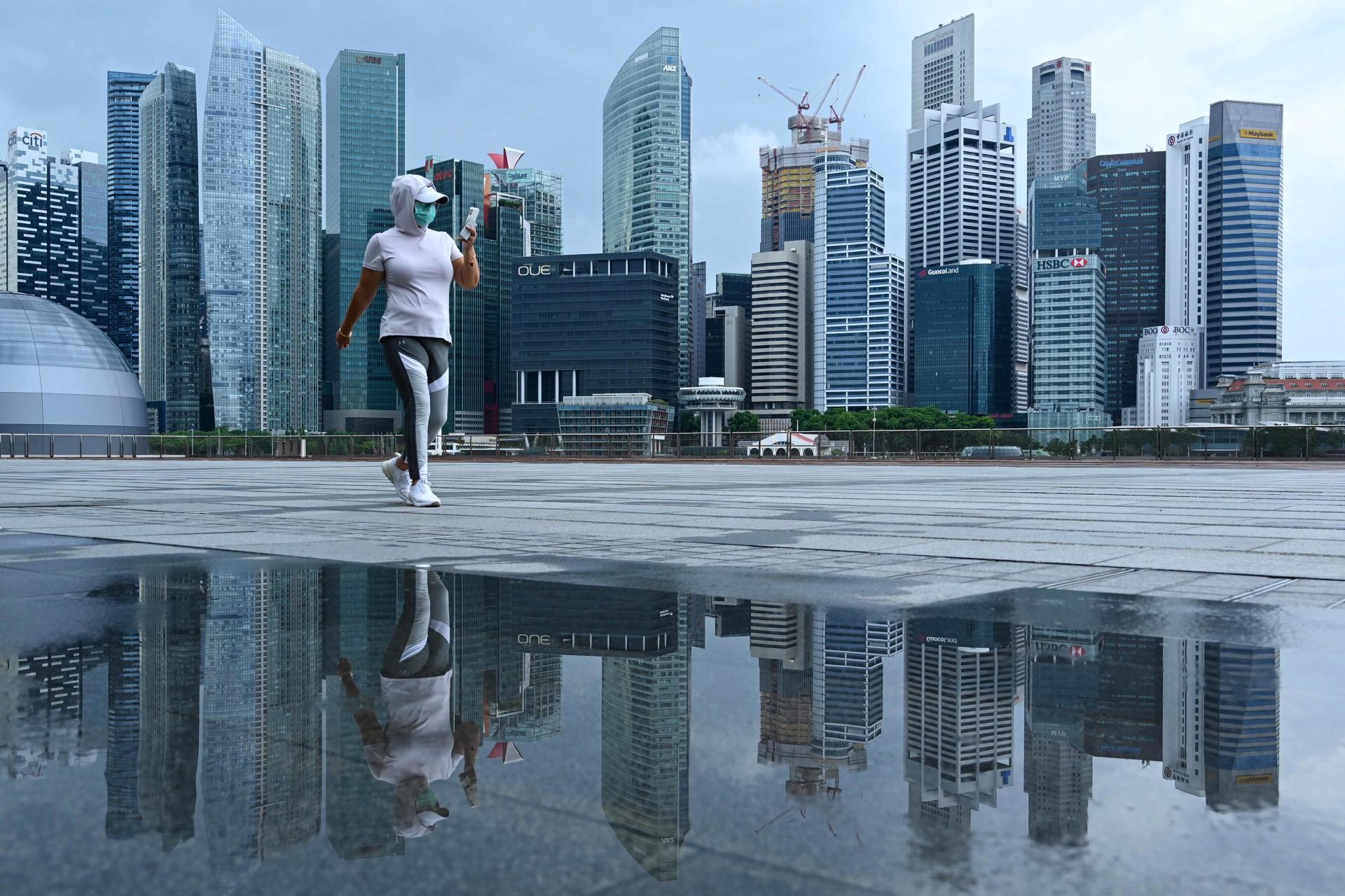 A Singapour, le traçage par app dégénère en surveillance de masse ...