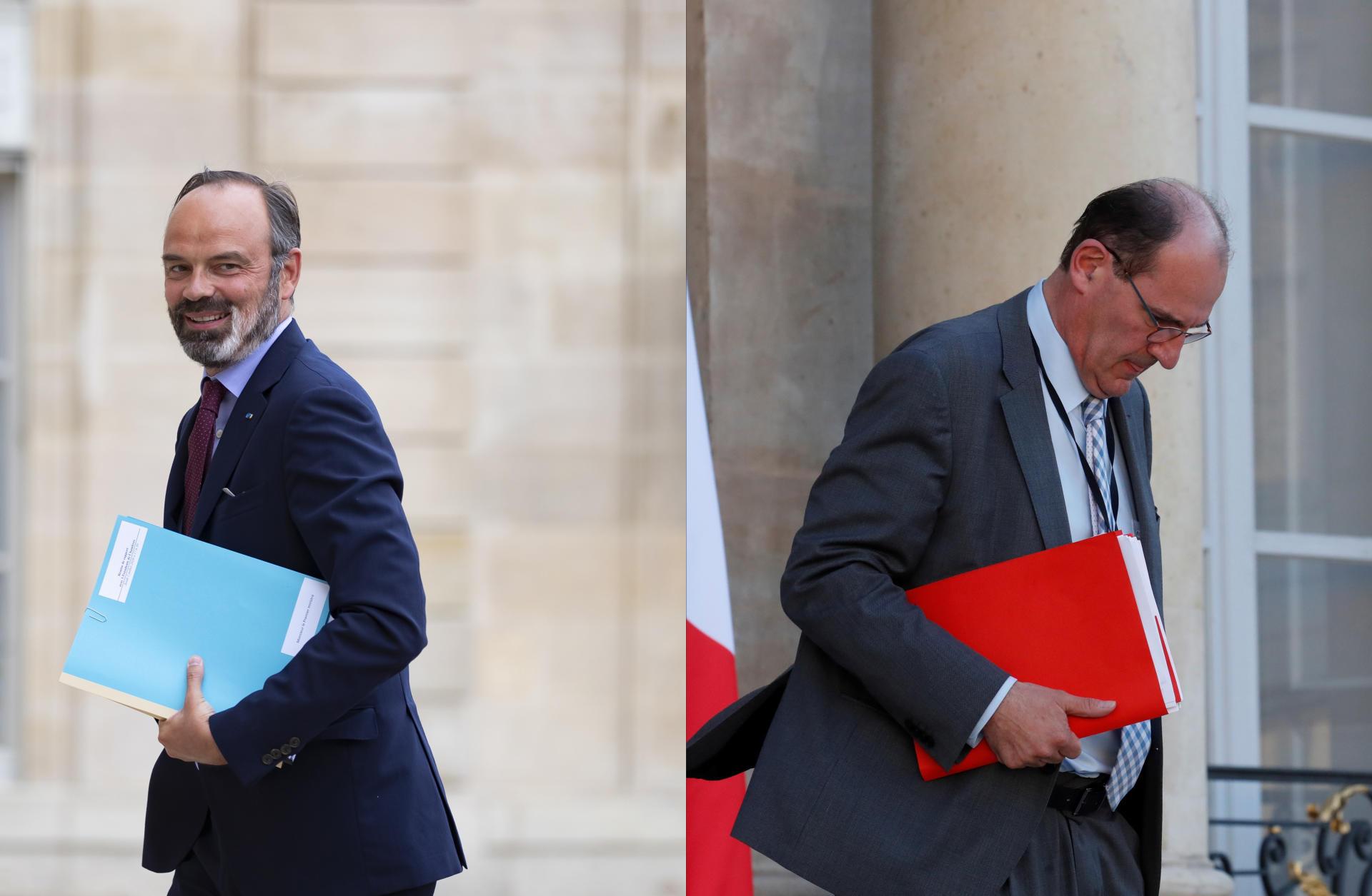 En France Le Gouvernement D Edouard Philippe Demissionne Jean Castex Est Nomme Premier Ministre Le Temps