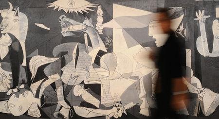 Guernica Le Tableau Contre L Horreur Le Temps