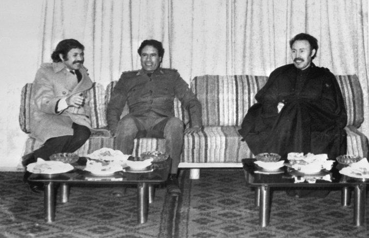 Algérie -Abdelaziz Bouteflika, du séduisant diplomate à l'encombrante statue File74qi005effrmvg6r740