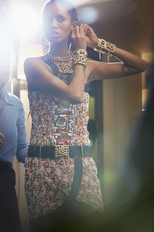 Chanel, au nom de la main