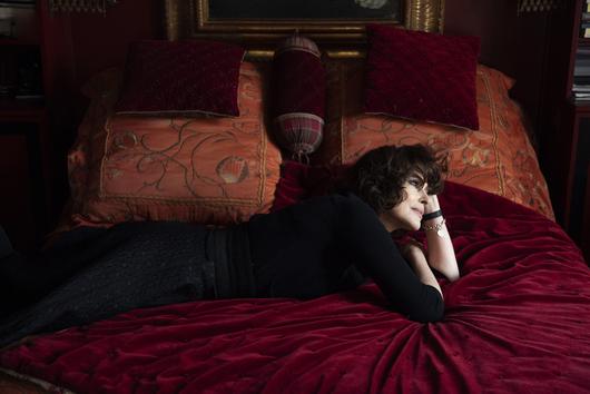 Fanny Ardant: «Toute personne obsédée par l'amour est protégée»