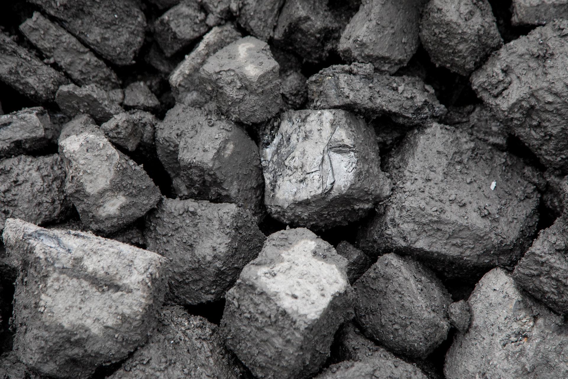 La production du charbon a chuté dans l'est du Kentucky.