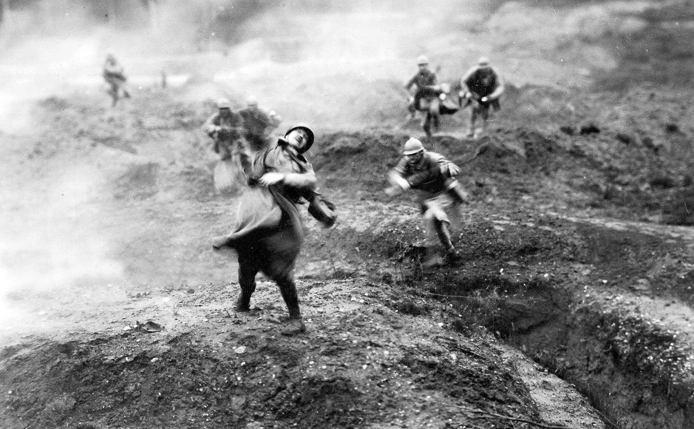 Verdun, l'abattoir du monde - Le Temps