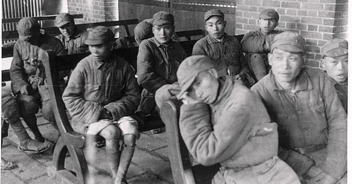 1937 : sur le front de la guerre sino-japonaise - Cultea