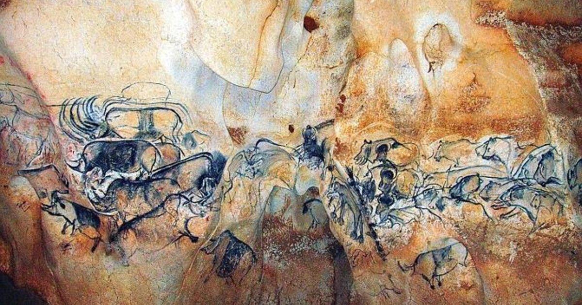 rencontres Chauvet grotte peintures faire des célébrités aller sur les sites de rencontres