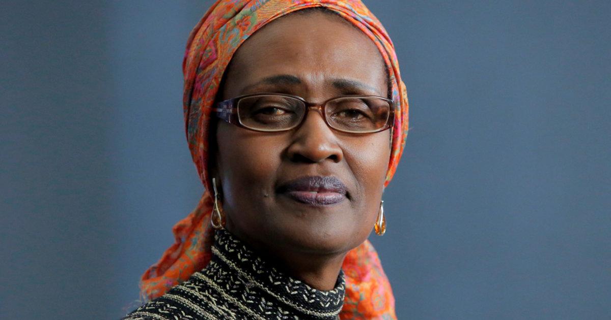 Winnie Byanyima, une rebelle à la tête de la lutte contre le VIH/sida