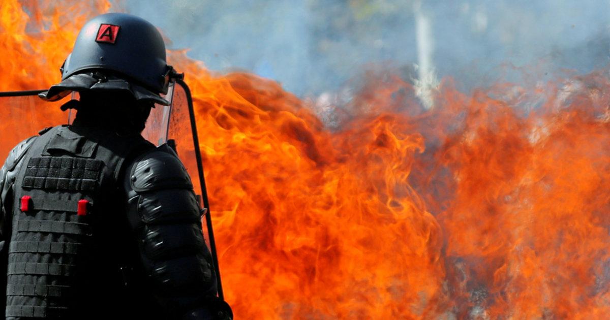 Nantes, une ville blessée dans l'étau de la contestation