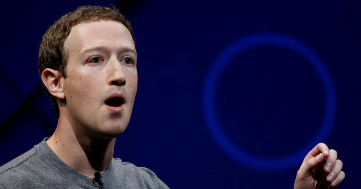«Tu montes sur le ring et tu te bats», lance Mark Zuckerberg à ses employés