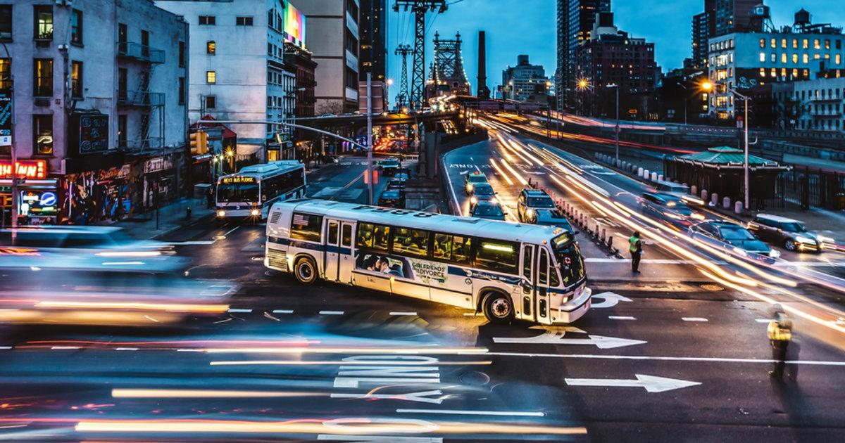 Pourquoi Uber incite à prendre le bus