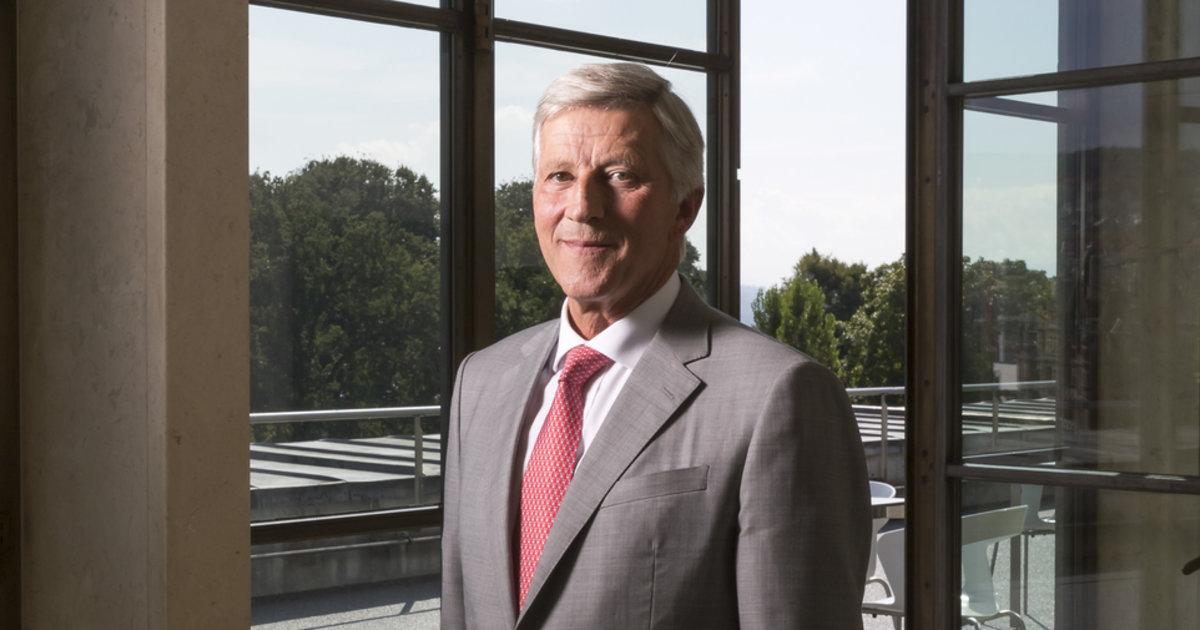 Rolf Dörig: «La situation est potentiellement explosive»
