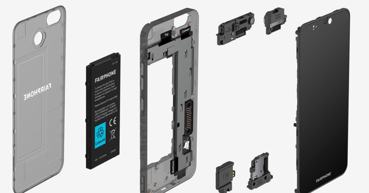 En net progrès, le Fairphone 3 est une alternative intéressante