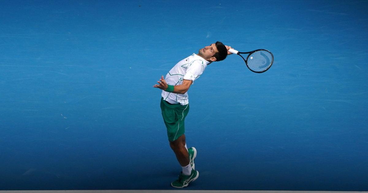 La surface lente oblige Federer à prendre des risques