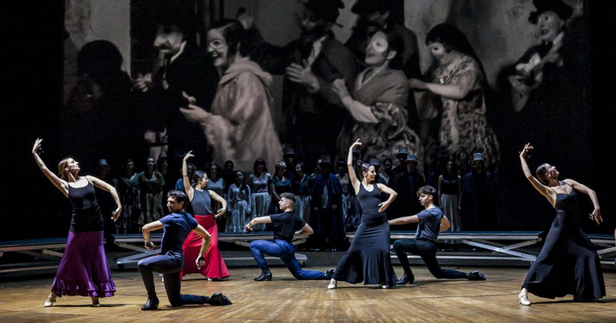 «Doña Francisquita», l'opéra à l'heure espagnole