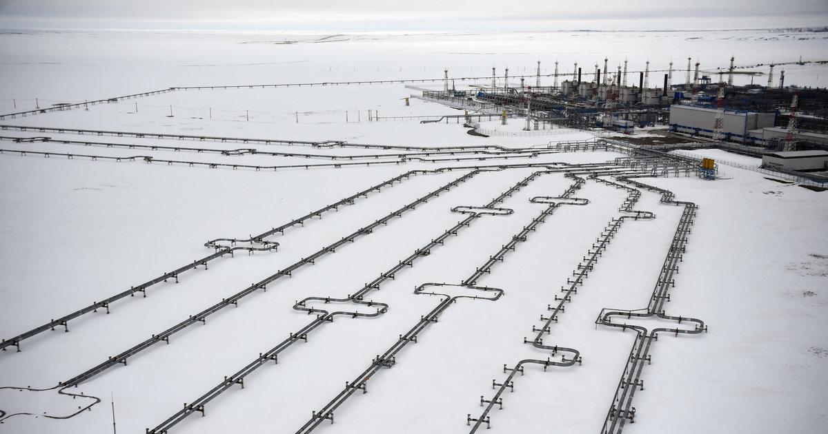 En Russie, Arctique rime avec plastique