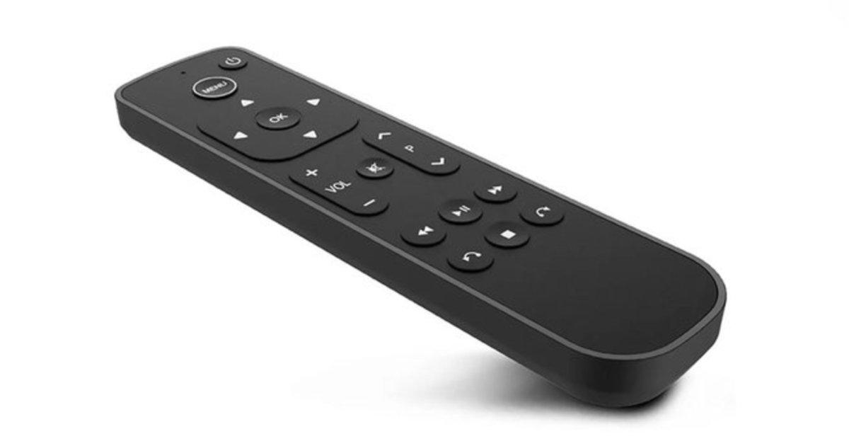 Salt a inventé la Cendrillon des télécommandes TV