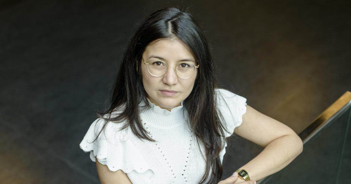 Jessica Pidoux, l'algorithme de Tinder dans la peau