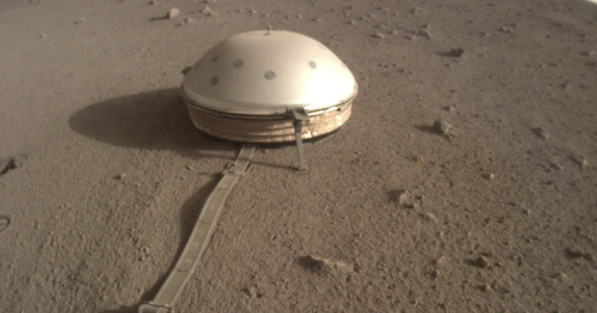 InSight dévoile ce qui agite le sous-sol martien