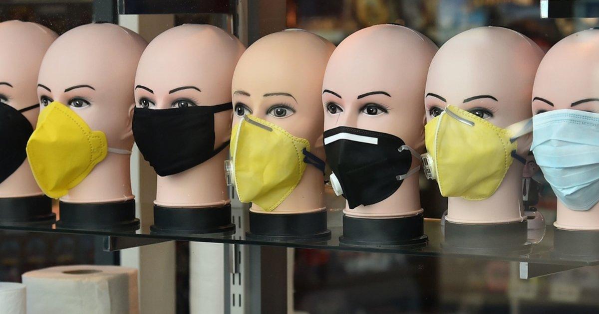 masque chirurgical enfant disney