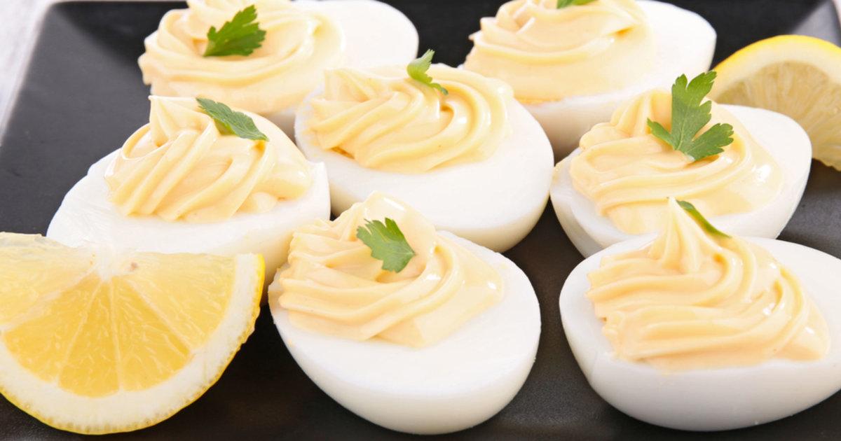 Tentative De Redressement De L œuf Mayonnaise Le Temps
