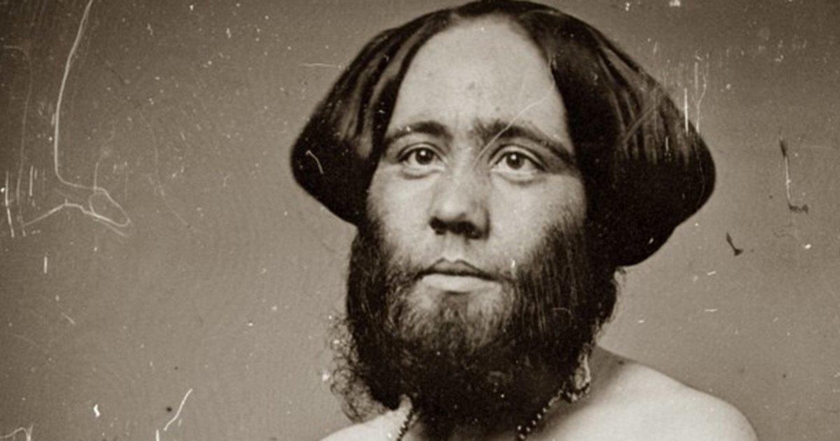 La femme à barbe vient de Versoix