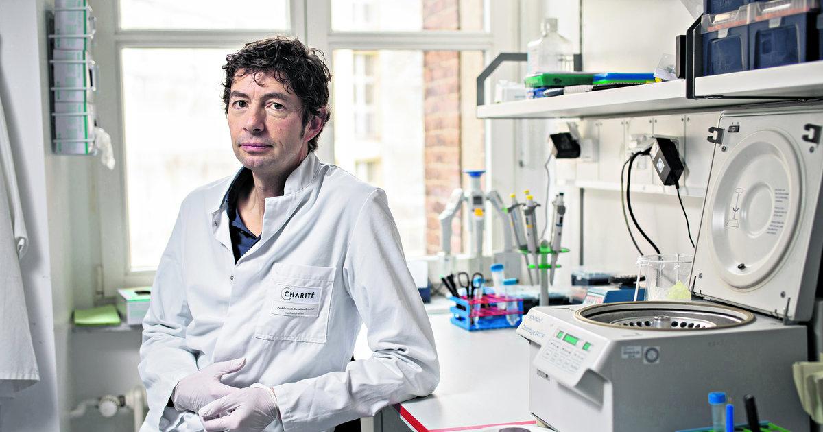 Christian Drosten, le virologue du peuple qui fait un tabac en Allemagne