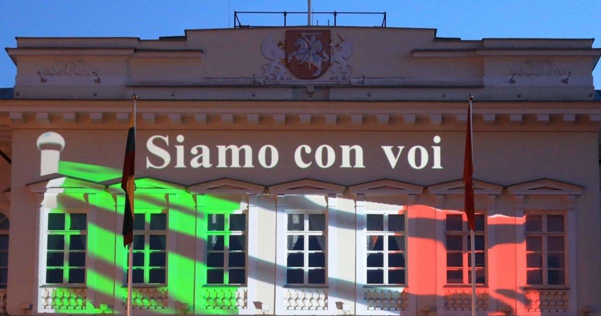 L'Europe renaîtra avec l'Italie ou sombrera à ses côtés