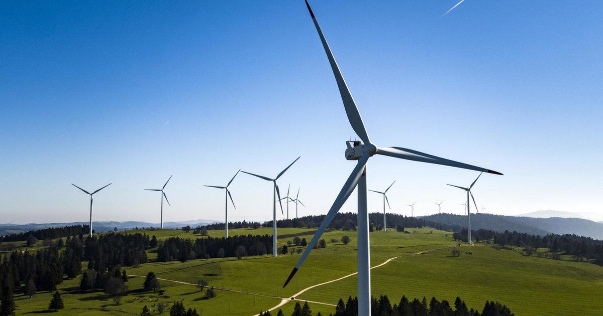 L'année passée, la Suisse a consommé 75% d'électricité issue de sources renouvelables