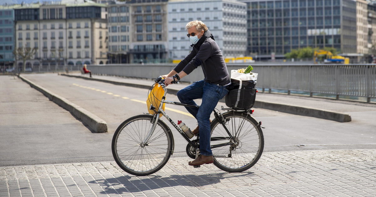Vélo et déconfinement, comment les villes suisses (à l'exception de Genève) ont raté le tournant